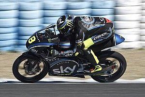 Fotogallery: i test collettivi della classe Moto3 a Jerez de la Frontera