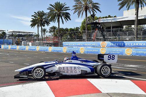 St Pete Indy Lights: Urrutia y O'Ward logran podio