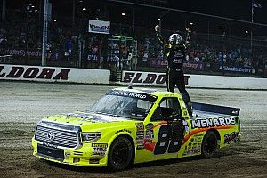 "Matt Crafton looking for a second ""sweet victory"" at Eldora"