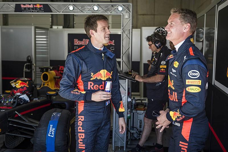 Ogier: egy álom vált valóra ezzel az F1-es teszttel