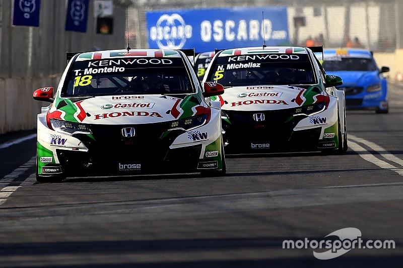 Monteiro-Michelisz, è grande doppietta Honda nella Main Race