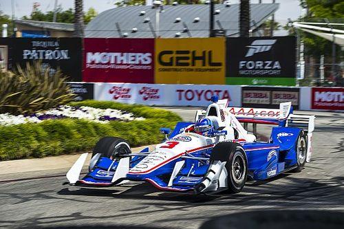 IndyCar: 3. Long-Beach-Pole in Folge für Helio Castroneves
