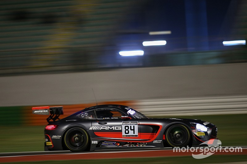 Buhk, Perera win Misano Blancpain opener after first lap mayhem