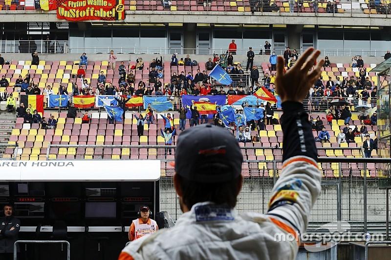 Alonso verlaat de Formule 1 na 2018