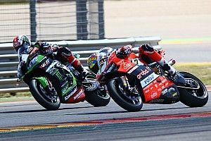 Assen, Libere 2: è duello Kawasaki-Ducati con Rea e Davies