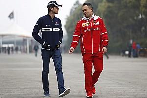 Fórmula 1 Conferencia de prensa Giovinazzi no sabe aún si estará en Bahréin
