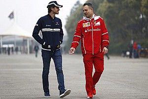 Giovinazzi no sabe aún si estará en Bahréin