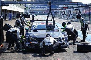 DTM-test Hockenheim: Mercedes opnieuw vooraan