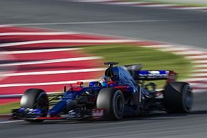 Toro Rosso confident it can run at front of F1 midfield