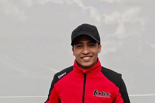 Maldonado's cousin lands British F3 seat