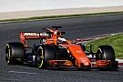 Nouvelle défaillance moteur pour McLaren-Honda à Barcelone