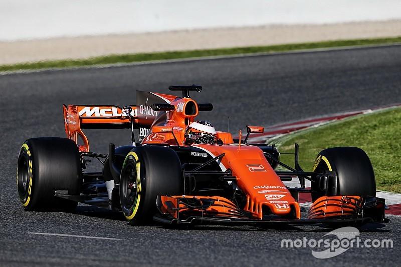 【F1】ホンダPUのトラブル原因は電装系。もどかしさ募るマクラーレン