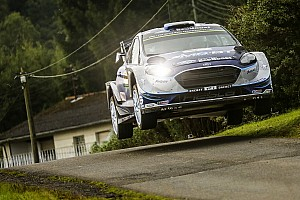 WRC Actualités Malgré la rumeur Toyota, Tänak veut rester chez M-Sport