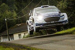 Malgré la rumeur Toyota, Tänak veut rester chez M-Sport