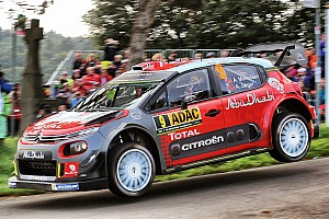 Automotive Breaking news WRC-inspired Citroen C3