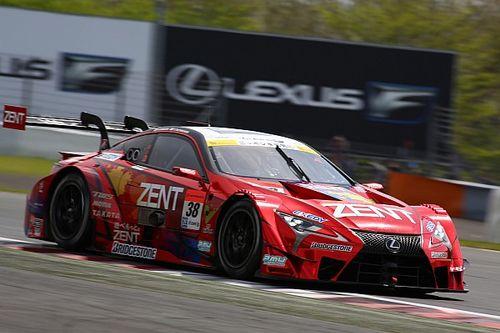 Fuji Super GT: Tachikawa takes pole as Lexus dominates