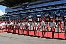Боси Гран Прі Росії захотіли повернути грід-гьолз в Ф1
