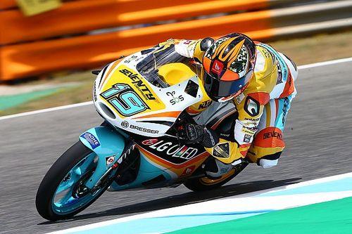 Argentino Gabriel Rodrigo surpreende e é pole em Brno