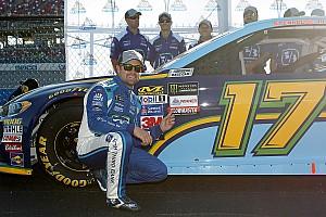 NASCAR Cup Qualifying report Stenhouse earns Talladega pole over Earnhardt