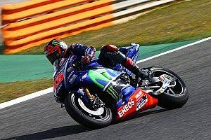 MotoGP Spanyol: Vinales puncaki warm-up, Lorenzo kedua