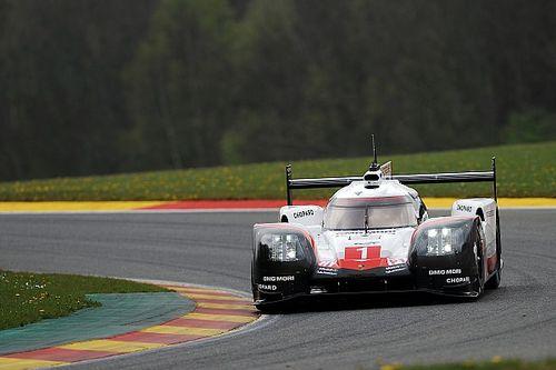 WEC Spa: Porsche verslaat Toyota voor pole