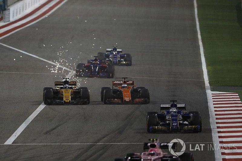 FIA mantém duas zonas de DRS no GP do Bahrein