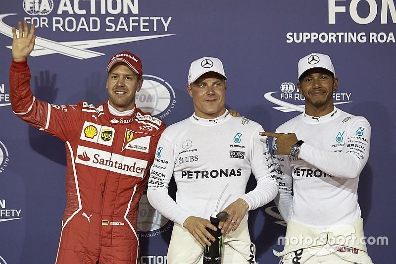 Vettel nem bánná, ha Bottas és Hamilton idén is ütközne az 1-esben