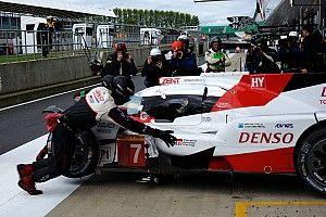 Après son crash à Silverstone, López quitte l'hôpital