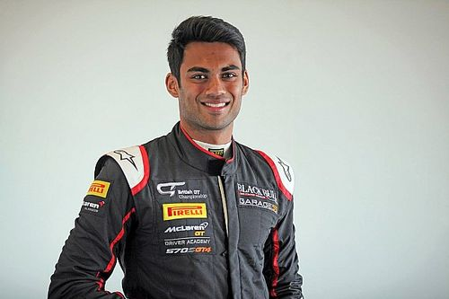 Lower cost, more opportunities key to British GT move - Rabindra