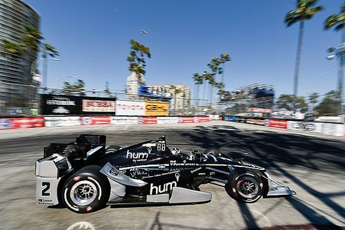 Newgarden, Power admit driving errors kept them out of Top 6