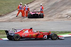 Forma-1 BRÉKING Räikkönen: