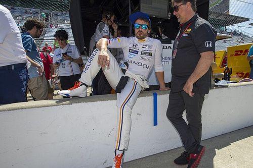 """Andretti: """"Alonso debutará en Indy 500 en un año ideal"""""""