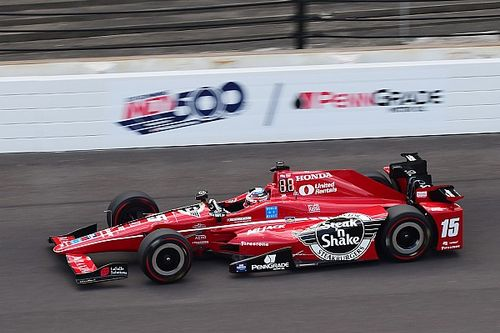 Rahal: Fuel mileage not a concern for Honda