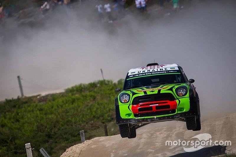 Ралі «Фортеця» 2019: WRC на старті!