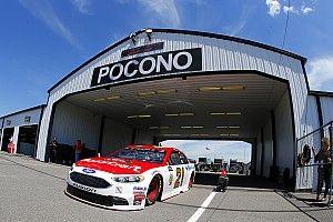 Блэни одержал первую в карьере победу в NASCAR