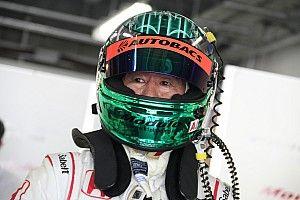 【スーパー耐久】土屋圭市が14年ぶりにレース参戦「緊張しました」