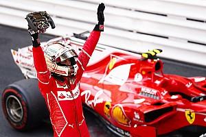 Fórmula 1 Noticias Vettel fue elegido piloto del día en el GP de Mónaco