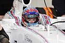У Williams упевнені, що ді Реста готовий до «непростого» випробування