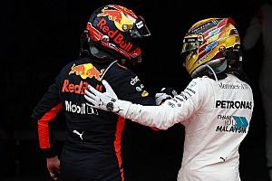 Formule 1 Diaporama Stats - Verstappen force 2, Hamilton puissance 70