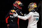 Stats - Verstappen force 2, Hamilton puissance 70