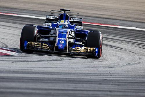 Ericsson se queja de una desventaja de 10 kilos con Wehrlein