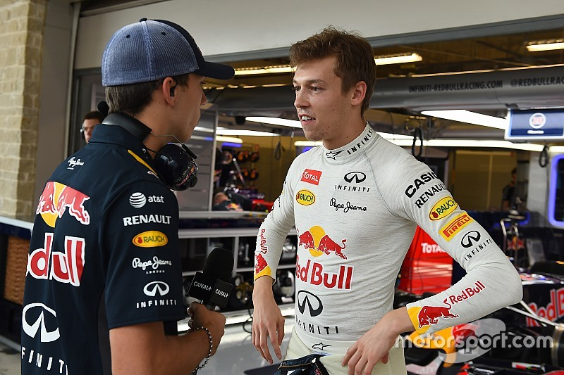 «Я буду рад возвращению Квята в Red Bull». Тост о новых слухах про замену Гасли на россиянина