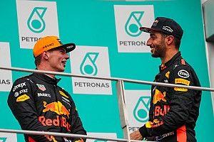 Red Bull wil Verstappen en Ricciardo behouden tot eind 2020