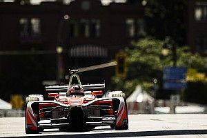 Qualifs - Rosenqvist brille, Di Grassi assure loin devant Buemi