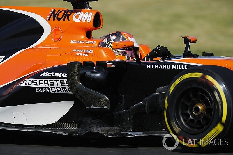 Norris-Alonso comparisons inevitable, says McLaren