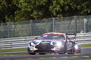 24 uur Spa - Uur 21: Mercedes met kleine voorsprong naar slotfase