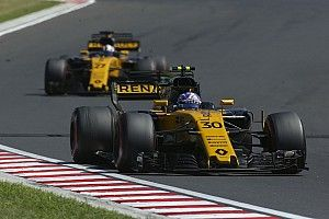 Renault introducirá actualizaciones en el motor en Spa y Monza