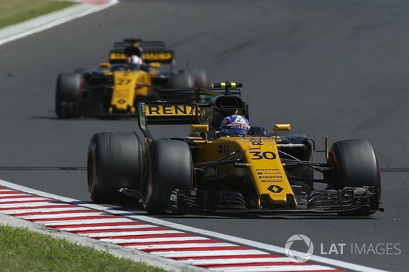 Renault brengt verbeteringen motor naar Spa en Monza
