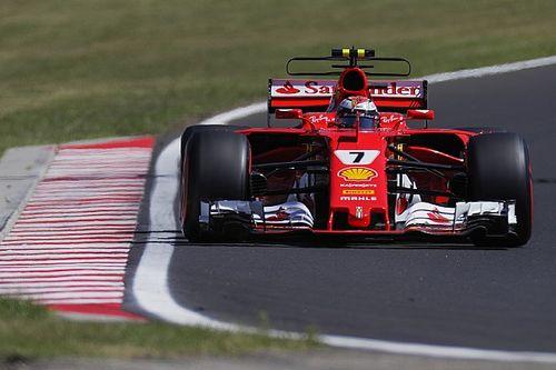 "Formel 1 2017: Kimi Räikkönen ""Fahrer des Tages"" in Ungarn"