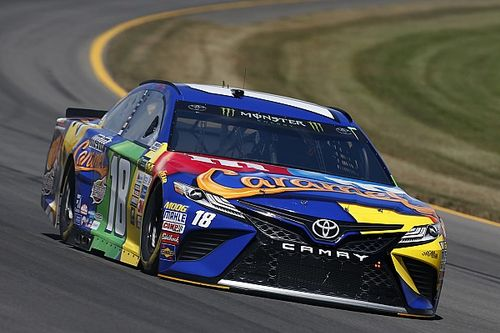 Kyle Busch takes Stage 1 win at Pocono
